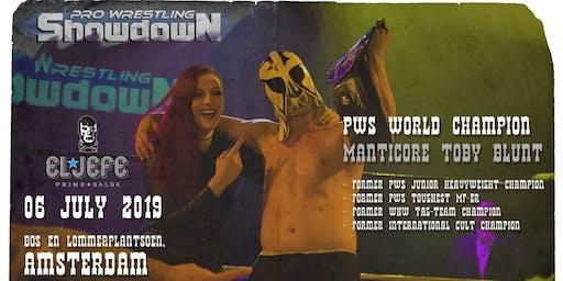 Showdown 43 | Live at El Jefe WWBF