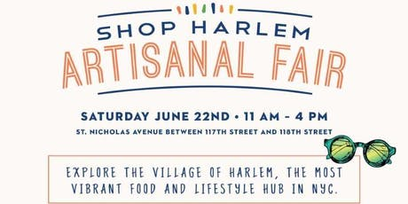 Shop Harlem Artisanal Fair tickets