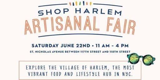 Shop Harlem Artisanal Fair