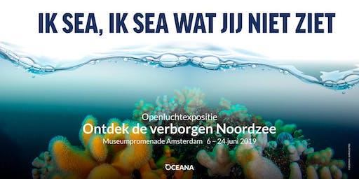 Foto Expositie 'Ontdek de verborgen Noordzee'