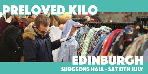 Edinburgh  Preloved Vintage Kilo