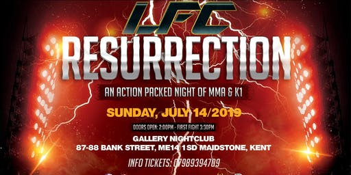 Lion Fighting Championships - LFC Resurrection