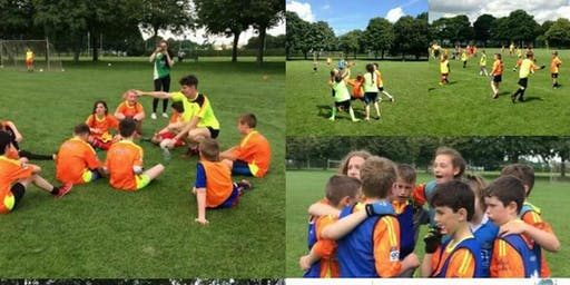 Whitehall Colmcille GAA Summer Camp 2019