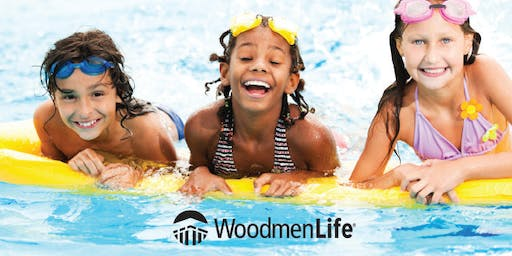 WoodmenLife Family Event - Water Park Neptune Island