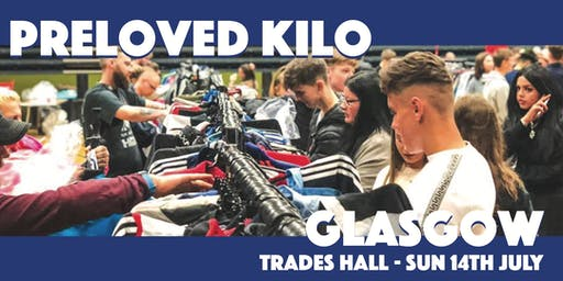 Glasgow  Preloved Vintage Kilo