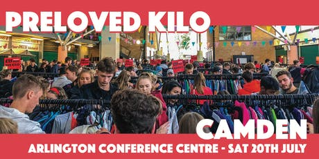 Camden  Preloved Vintage Kilo tickets