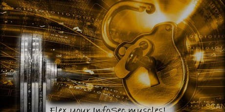 Flex your Information Security muscles - London West Branch  tickets