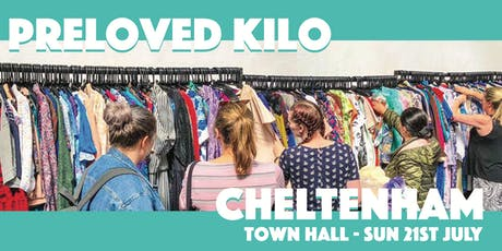Cheltenham  Preloved Vintage Kilo tickets