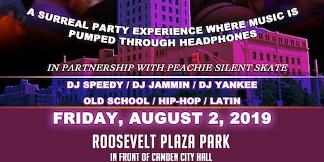 Silent Party on the Plaza tickets