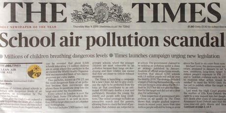 Schools, clean air and active transport tickets