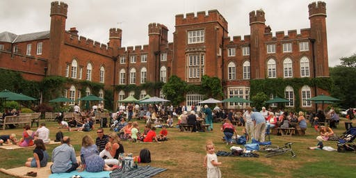Cumberland Lodge Summer Garden Party