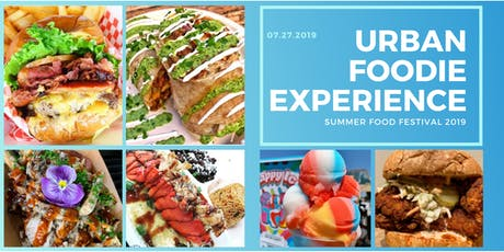 Urban Foodie Experience LA tickets