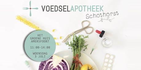 Startbijeenkomst Voedselapotheek Schothorst tickets