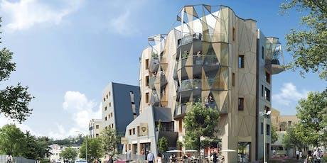 Invitation Lefeuvre Immobilier : réunion d'information Les Marsauderies ! billets