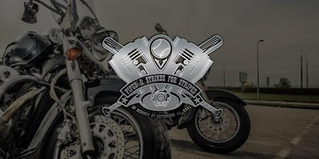 September 11th Memorial Fundraiser- Pipes and Strikes for Stripes, Poker Run tickets