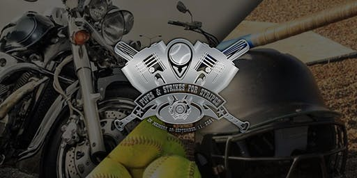 9/11 Memorial Fundraiser // Pipes and Strikes for Stripes: Poker Run & Softball Tickets