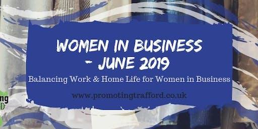 Women in Business - June Networking