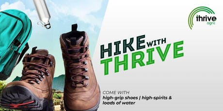 Hike With Thrive tickets