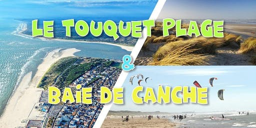 Le Touquet Plage & Baie de Canche - LONG DAY TRIP