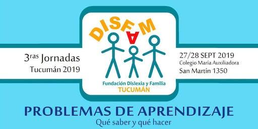 Jornadas Disfam Tucumán 2019