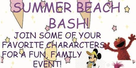 SUMMER BEACH BASH! tickets