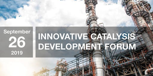 Innovative Catalysis Development Forum