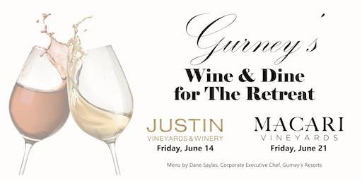 Gurney's Star Island Wine & Dine for The Retreat
