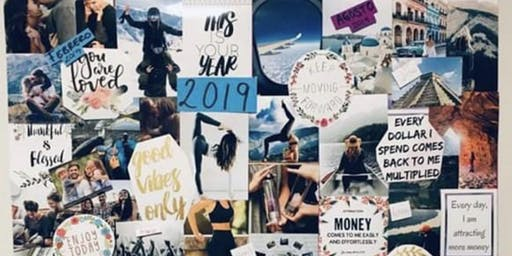 Create A Vision Board With Amy