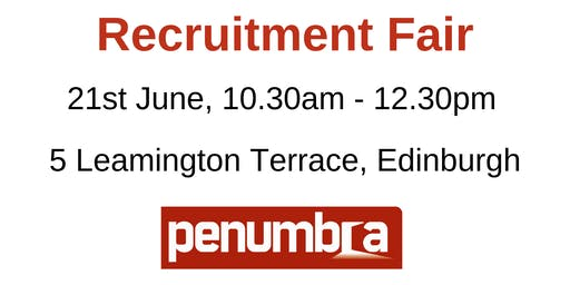 Penumbra Recruitment Fair