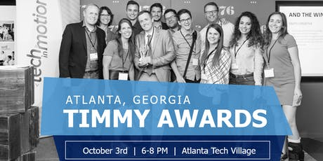 Atlanta Timmy Awards tickets