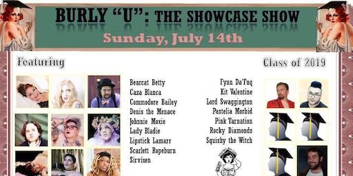 HoneyBee Burlesque Presents: Burly-U Graduation Showcase!