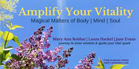 Amplify Your Vitality tickets