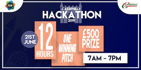 The Caerphilly Hackathon tickets