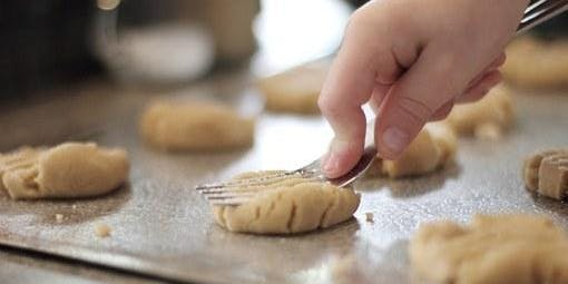 Kids Cookie Baking