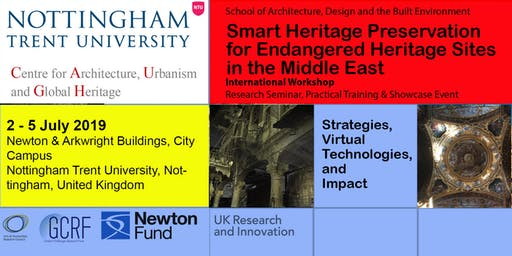 Heritage Preservation for Endangered Heritage Sites  in the Middle-East