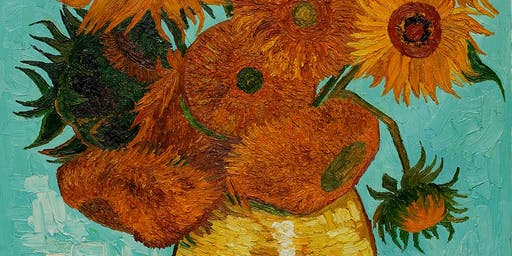 Paint Van Gogh! Afternoon, Birmingham, Sunday 25 August