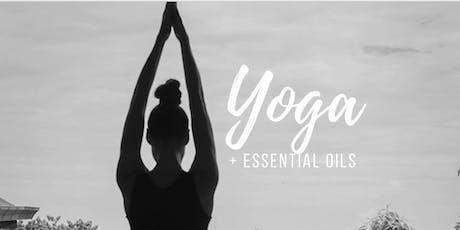 Yoga + Essential Oils tickets