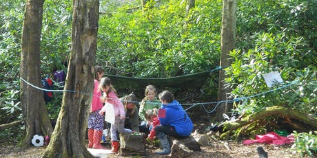 Woodland Adventure Day 10am - 4pm tickets
