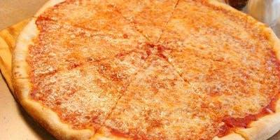 FREE PIZZA WEDNESDAYS