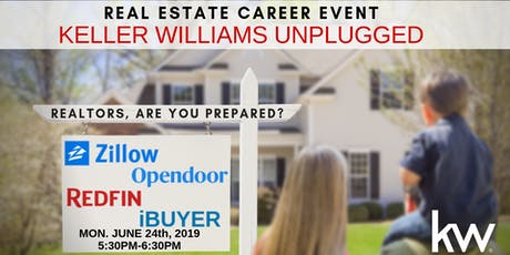 Real Estate Career Event - Aventura: Keller Williams Unplugged tickets