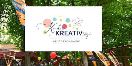 KinderKreativTage - Holzwerkstatt tickets