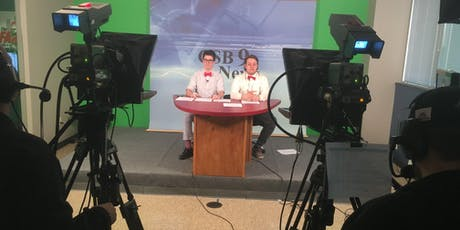 Connecticut School of Broadcasting, Cherry Hill CAMPUS TOUR  tickets