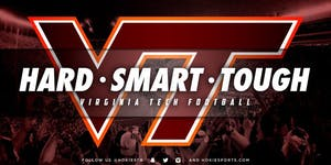 Roanoke Valley Hokie Club Football Lunch Series 2019
