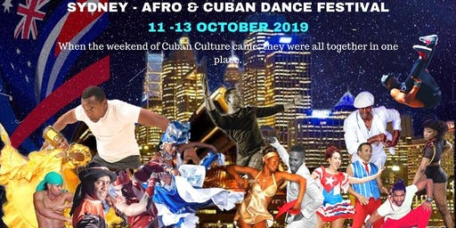 Sydney Afro and Cuban Dance Festival