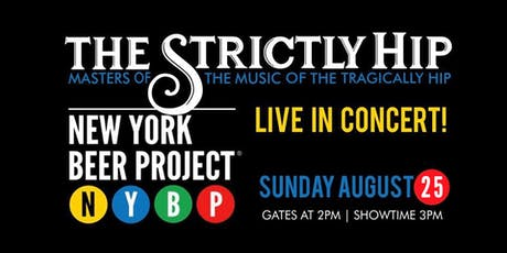 The Strictly Hip at NYBP tickets