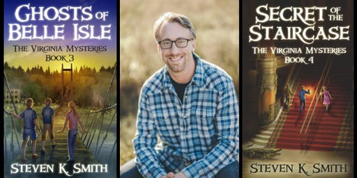 Hollywood Cemetery Walking Tour-The Virginia Mysteries version! With author, Steven K. Smith!