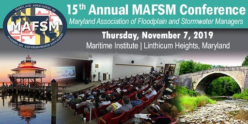 15th Annual MAFSM Conference