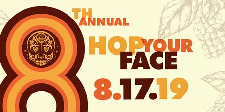 HOP YOUR FACE 2019 tickets