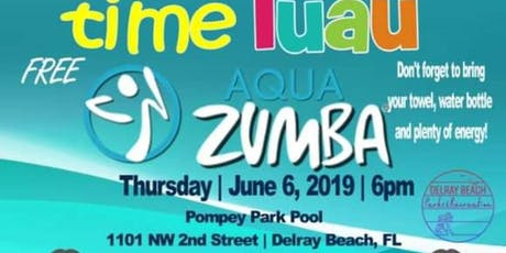 Aqua Zumba  tickets