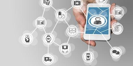 Digital Health patient communications event tickets